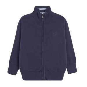 Suéter azul niños