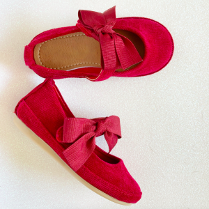 Zapato pana rojo
