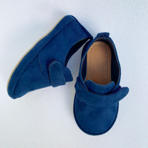 Zapato Bebés azul marino