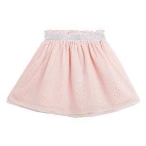 Falda tutu rosa