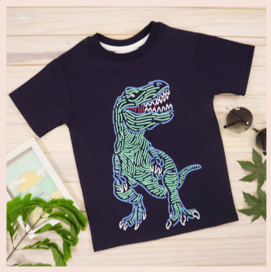 Playera T-Rex