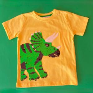 playera triceratops