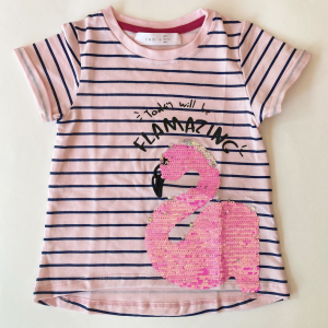 blusa flamingo